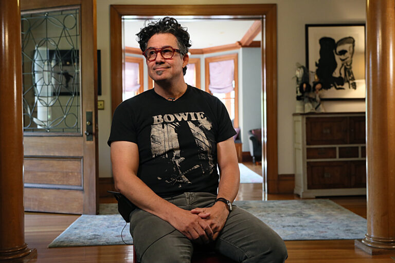 Derrick Rossi one of the founders of Moderna